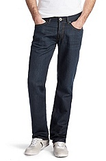 Jean de coupe Regular Fit, Orange25 issue