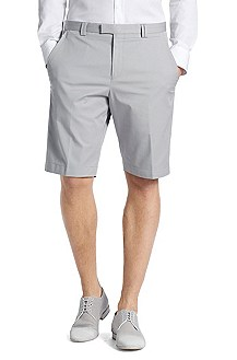 Bermuda shorts made of blended cotton 'Himmo'