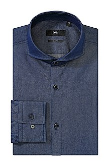 Chemise business de coupe Slim Fit, Dwayne