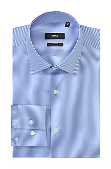Business shirt with Kent collar 'Jenno'