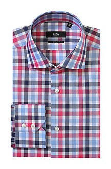 Regular fit cotton business shirt 'Gerald'