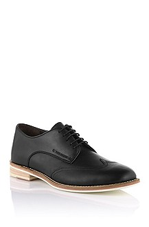 Lace-up shoe, contrasting colour sole 'Ofinto'