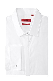 Dress shirt with a Kent collar 'Ebly'