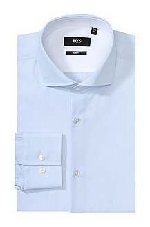 Slim fit cotton business shirt 'Jonas'