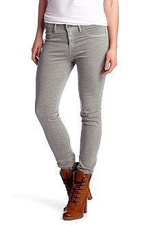 Jeans-legging ´Luggy1 overdyed` met elastan
