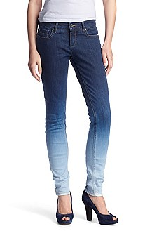 Slim fit jeans 'Lunja1 degrade'