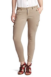 Slim-Fit Jeans ´Lajanny coloured` mit Baumwolle