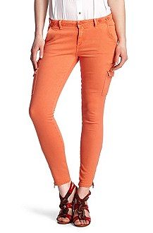 Jean de coupe Slim Fit coton, Lajanny coloured