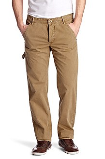 Regular fit casual trousers 'Sirus-D'