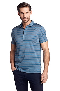 Regular fit jersey polo shirt 'Rapino 16'
