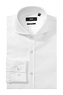 Chemise business de coupe Extra Slim Fit, Helge