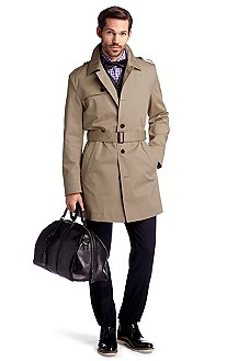 Trench-coat, The Flint