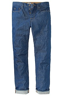 Jean de coupe Regular Fit, Orange2 move