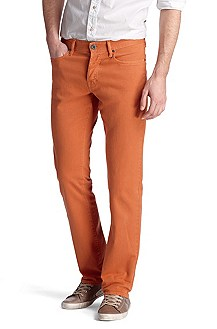 Regular fit jeans 'Orange25 coloured'