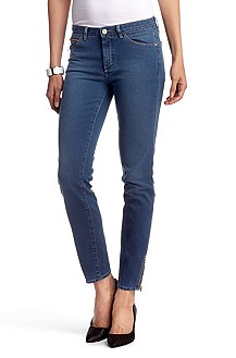 Jeans with side zip fasteners 'JE741-10'