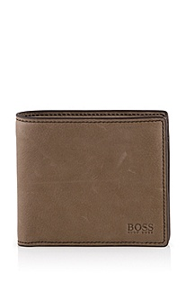 Genuine cowhide wallet 'Respor'