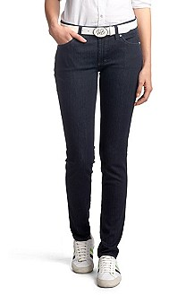 Slim fit jeans in blended cotton 'Dinny1'