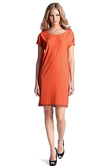 Round neck dress 'Ajelli'