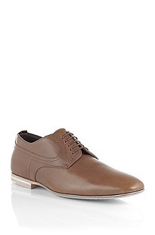 Calfskin leather Derby 'Daimer'