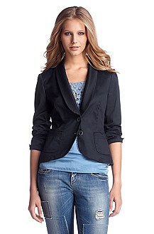 Blazer with a shawl collar 'Osonni-W'