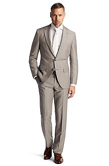 Linen business suit 'Segal3/State'