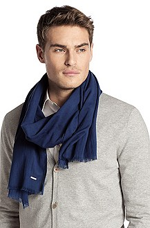Cotton scarf 'Men-Z 391'