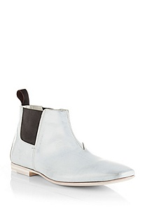 Chelsea boot made of calfskin 'Fumestio'
