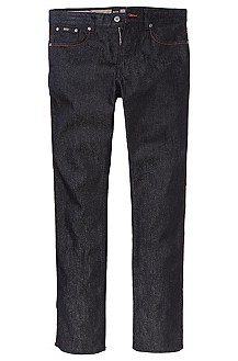 Jeans with contrasting seams 'Delaware'