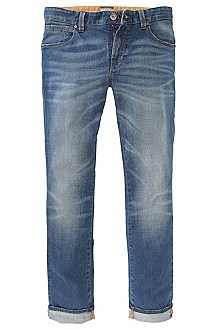 Jean de coupe Slim Fit, Orange63 game