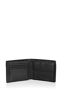 Leather wallet 'Entin'