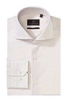 Business shirt with a shark collar 'Christo'