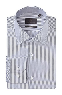 Business shirt with a striped pattern ´Thob`