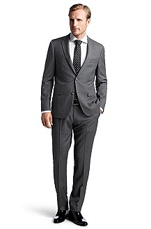 Pure new wool suit 'Howard/Court'