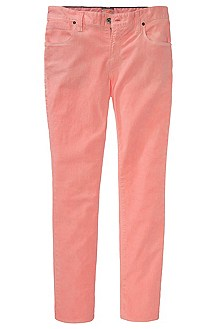 Slim-Fit Jeans ´Orange63 coloured` aus Denim