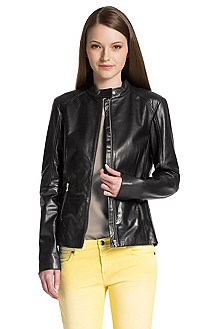 Leather jacket 'Lamaye'