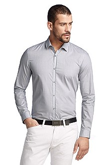 Casual shirt with a Kent collar 'McLaren_2'