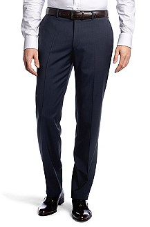 Pantalon de costume en pure laine vierge, Tower1