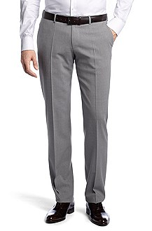 Pure new wool suit trousers 'Court1'