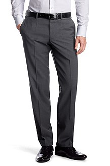 Suit trousers with cashmere 'Parkway1'