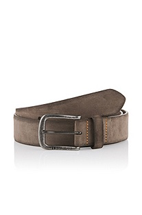 Rectangular pin buckle belt 'Jordios'