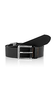 Belt in finest cowhide leather 'Jeffo'