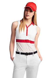 Golf top with a Kent collar 'Tiaki'