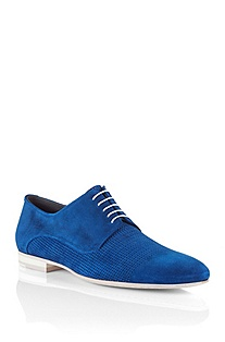 Suede Derby 'Ution'