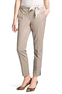 Casual cotton trousers 'Acnes'