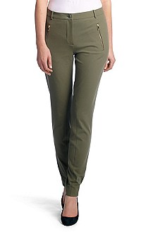 Trousers with zip pockets 'Aenna1'