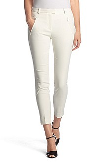 Zip pocket trousers 'Anaita'
