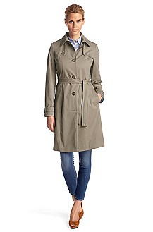Water-repellent trench coat 'Ceecile'