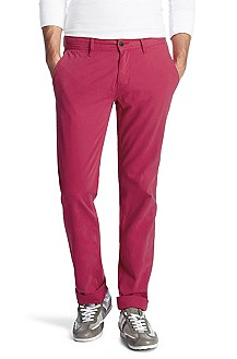 Slim fit casual trousers 'Schino-Slim1-D'