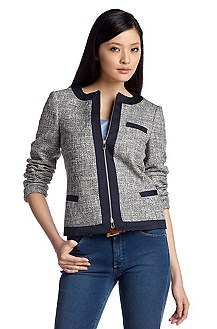 Cotton blazer 'Koralie'