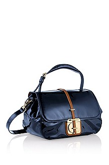 Calfskin leather bag 'Calanthia-V'